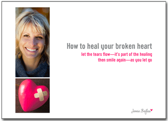 How to heal a broken heart e-booklet