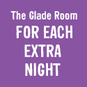 Glade Room payment icon.